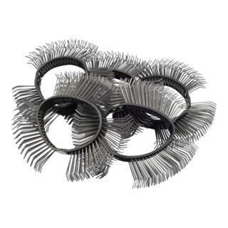 HAZET Bürstenband 11 mm breit grob gebogene Spitzen 9033-6-03/5