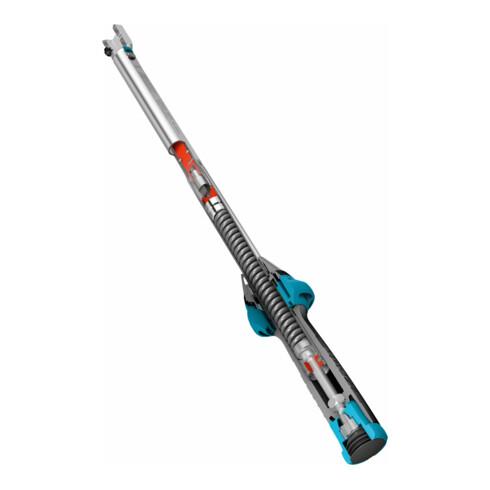 HAZET Drehmoment-Schlüssel 5280-3CT Nm min-max: 2.5–25 Nm Toleranz: 3% Einsteck-Vierkant 9 x 12 mm