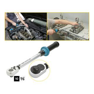 Hazet Drehmomentschlüssel 5000-2 CT, 10-60 Nm, 3/8'' Antrieb