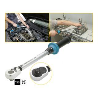 Hazet Drehmomentschlüssel 5000-2 CT, 20-120 Nm, 1/2'' Antrieb