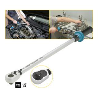 Hazet Drehmomentschlüssel 5000-2 CT, 60-320 Nm, 1/2'' Antrieb
