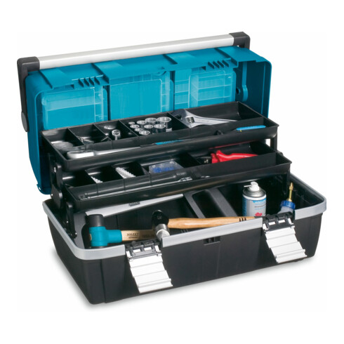 HAZET Kunststoff-Werkzeugkasten 190L