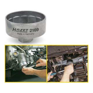 Hazet Ölfilter-Schlüssel 2169