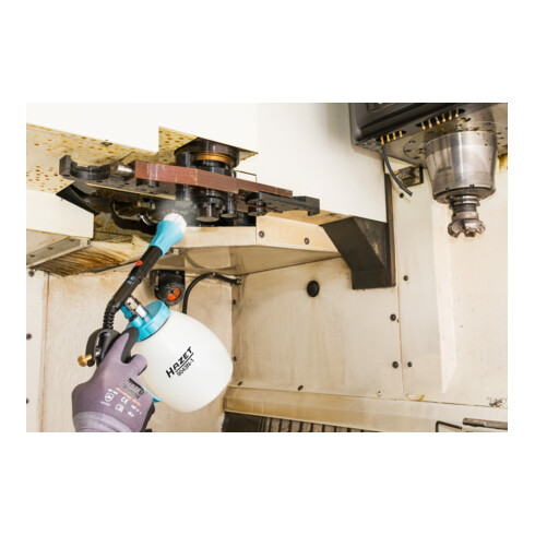 HAZET Rotations-Reinigungspistole 9043N-1