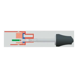 HAZET SYSTEM-KABEL-Entriegeler-Sortiment 4670-4/10 Anzahl Werkzeuge: 10
