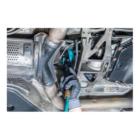 HAZET Twin Turbo Schlagschrauber, Hochleistungs-Doppelhammer-Schlagwerk, 9012ATT