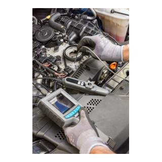 HAZET Video-Endoskop mit neuartiger Schwenk-Sonde 4812N-10/3AF ∙ Anzahl Werkzeuge: 3