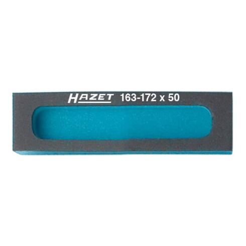 Hazet Weichschaum-Einlage mit Kleinteilefächern 163-172X50