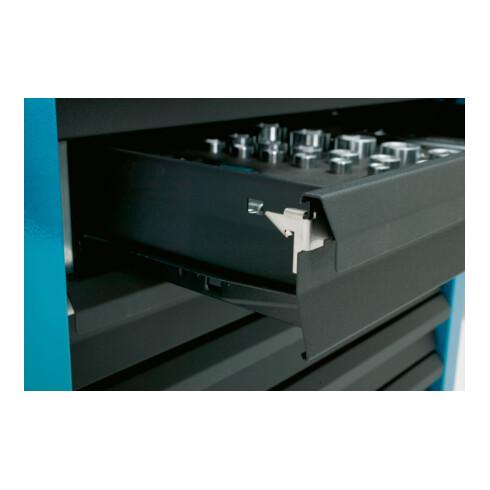 HAZET Werkstattwagen Assistent 177, 6 Schubladen in flach und hoch