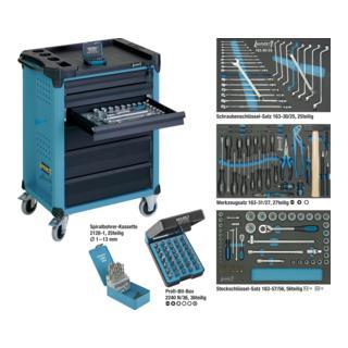 HAZET Werkstattwagen Assistent mit Sortiment 178-6/169 169-teilig