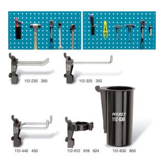 HAZET Werkzeug-Halter 112/11 Anzahl Werkzeuge: 11
