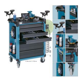 Hazet Werkzeug-, Material- und Montagewagen 178-6
