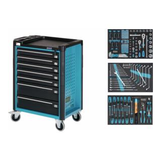 HAZET Werkzeug-, Material- und Montagewagen  179-7