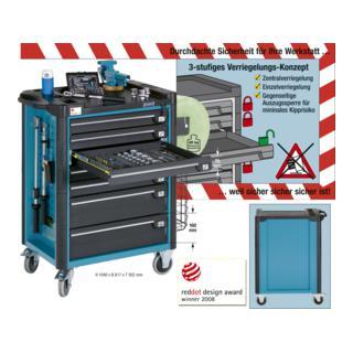 Hazet Werkzeug-, Material- und Montagewagen 179-8