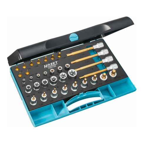 HAZET Werkzeug Satz TORX® 1557/35 : 35