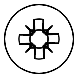 HECO-TOPIX-plus Senkkopf, Pozi-Drive, TG, A2K