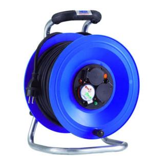Hedi Kunststoff-Kabeltrommel Professional, 40 m H07RN-F 3G2,5, IP 44