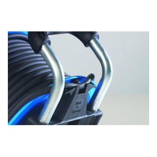 HEDI Kunststoff-Kabeltrommel Professional