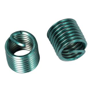 Helicoil PLUS Gewindeeinsatz-Set, 10- bzw. 20-teilig, 1 x D, Gewindeart/-größe: M8