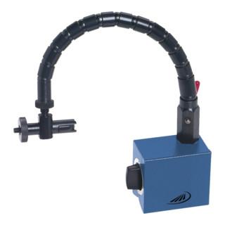 Helios Preisser Magnet-Mesständer mit Gelenkarm sehr stabile Ausführung 350 mm