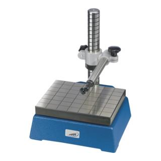 Helios Preisser Messtisch mit Gewindesäule Höhe 160 mm Tischfläche 170 x 215 mm