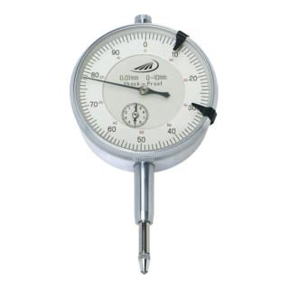 Helios Preisser Messuhr 10 mm Ablesung 0,01 mm