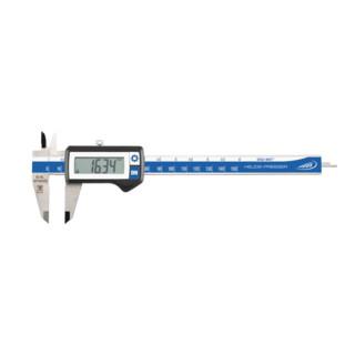 Helios Preisser Messzeugsatz 8-tlg. mit DIGI-MET TaMs, 150 mm, eckiges Tiefenmaß