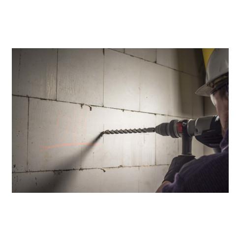 Heller Bionic Pro SDS-plus Hammerbohrer, Satz Durchmesser 5/6/6/8/8/10/12 mm