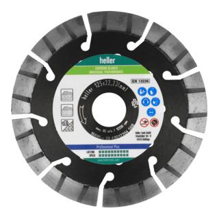 Heller Tools Diamond Blade Universal Performance 115 x 22,23