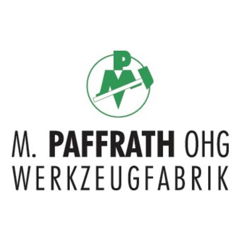 Henkellocheisen Loch-D.15mm rot PAFFRATH