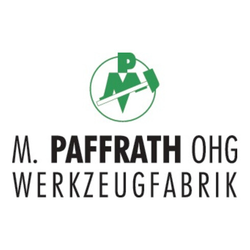 Henkellocheisen Loch-D.9mm rot PAFFRATH