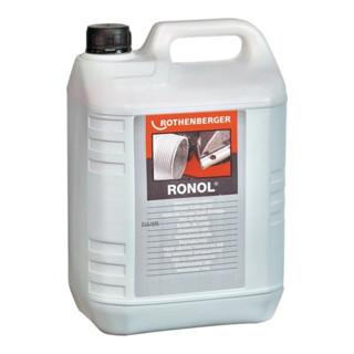 Hochleistungs-Gewindeschneidöl RONOL® 5l Kanister ROTHENBERGER