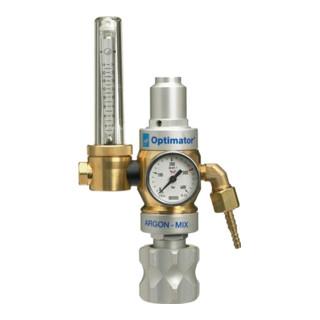 Hochleistungsdruckregler Elga Optimator I Argon-Mix 0-34L mehrstufig