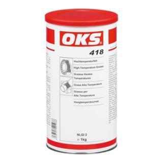 Hochtemperaturfett OKS 418 5 Kg