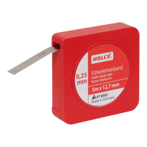 HOLEX Fühlerlehrenrolle 12,7 mm