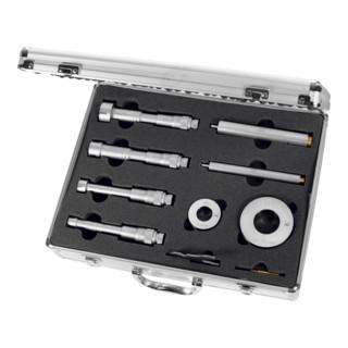 HOLEX Innenmessschrauben-Satz inklusive Einstellringe Messbereich 50-100 mm