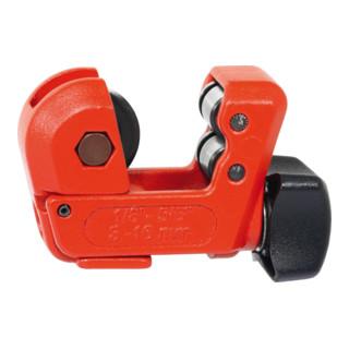 HOLEX Kleinst-Rohrabschneider für Rohr-Außendurchmesser 3 mm - 16 mm