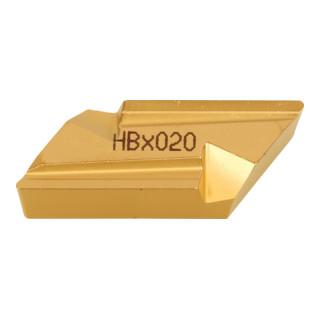 HOLEX KNUX 160410R HB x 020 Spanleitstufe 2,2 mm