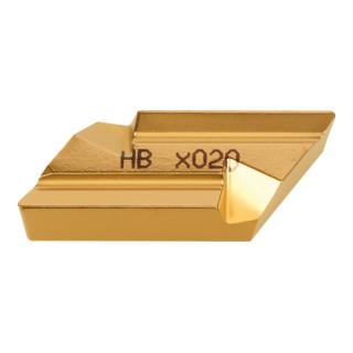 HOLEX KNUX 160410R HB x 020 Spanleitstufe 3,2 mm