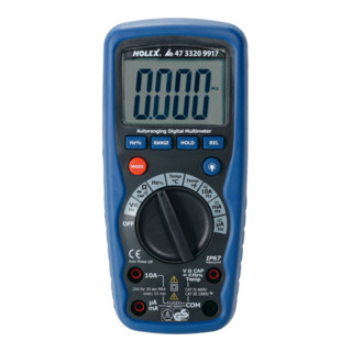 HOLEX Multimeter 9917