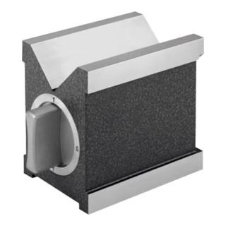 HOLEX Präzisions-Magnet-Prisma einzeln Länge x Breite 80 x 67 mm