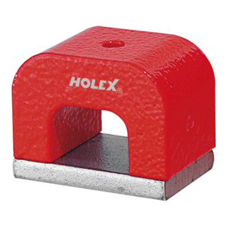 HOLEX Stark-Magnet mit Schutzplatte 20 mm