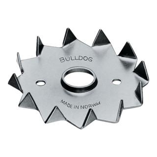 Holzverbinder Bulldog C2-62M12G-B D62/12mm eins.gezahnt TZN SIMPSON STRONG TIE