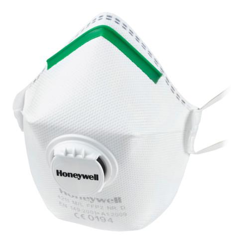 Honeywell Atemschutzmasken-Set, faltbar Serie 4000, Filter: P2V