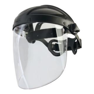 Honeywell Kopfschutz Turboshield schwarz Kopfband mit Kopfpolsterung