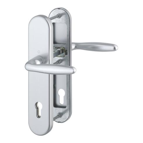 Hoppe Schutzgarnitur Verona 1510/3331/3310 Alu.F1 92mm 67-72mm