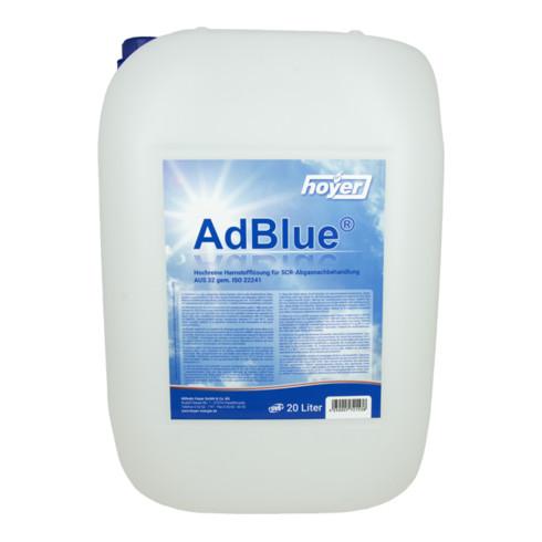 Hoyer Kanister AdBlue® nach ISO 22241
