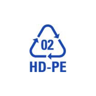 Hünersdorff Auslaufrohr für Doppelkanister ECO+PROFI
