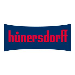 Hünersdorff Enghalsflasche 1.000 ml, LDPE naturfarben, rund