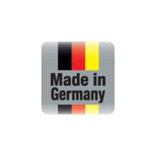 Hünersdorff Kraftstoff-Kanister CLASSIC 5 L, HDPE schwarz, besonders schwere Qualität
